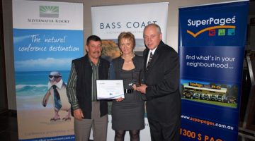 SuperPages Bass Coast Business Awards 2010