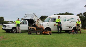 Island Mowing Team